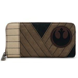 Loungefly x Star Wars: The Last Jedi Rey Wallet